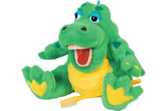 Star-Smilez Large Al E. Gator